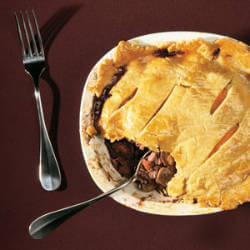 Guinness Pie & Chateau Maris Syrah