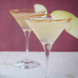 Kissed Caramel Appletini