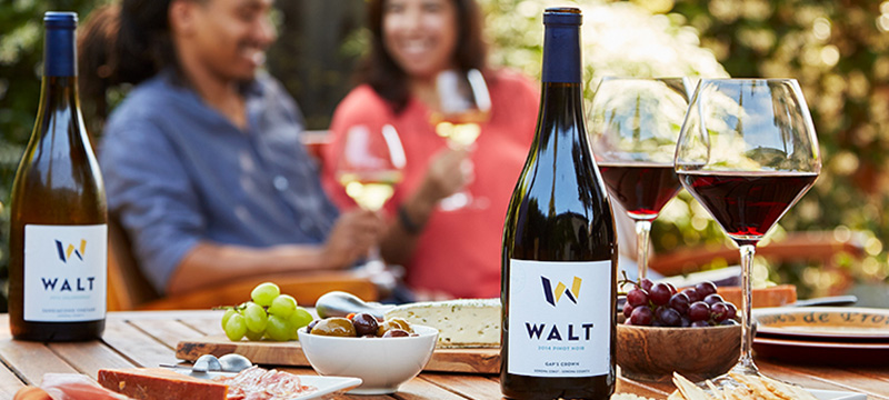Walt Wines & Pizza Tasting