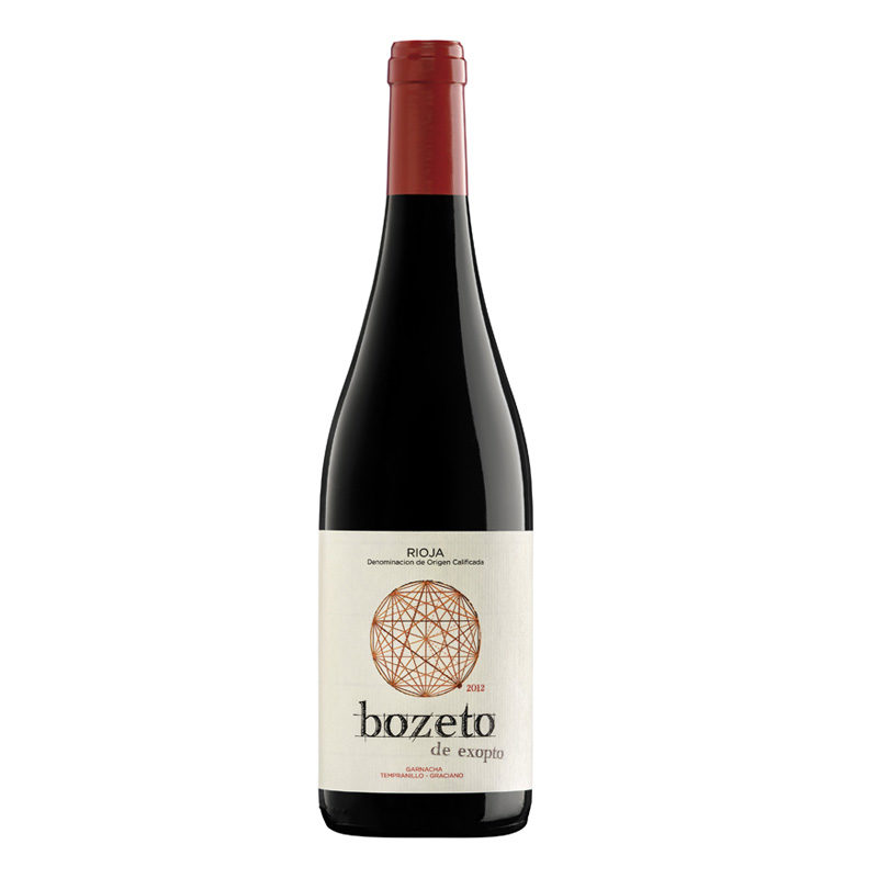 Bottle of Bozeto de Exopto Rioja