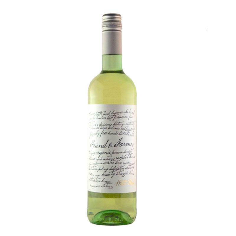 Bottle of Friend and Farmer Verdejo