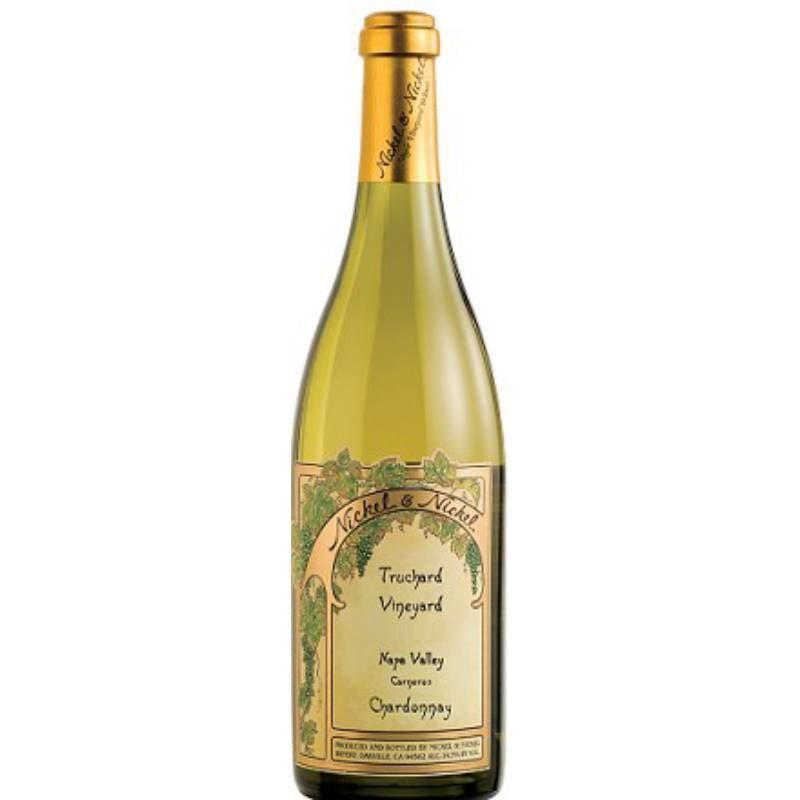 Bottle of Truchard Chardonnay