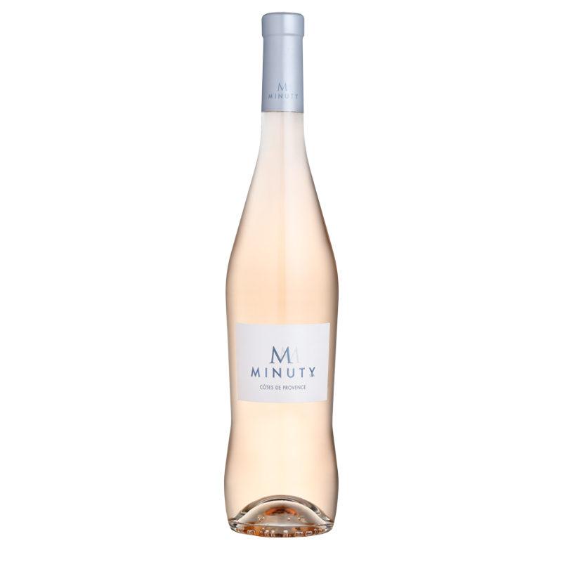 Bottle of Minuty Rose