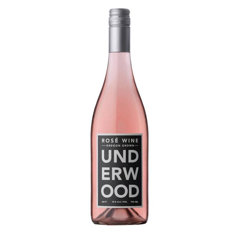 Bottle of Underwood Rose