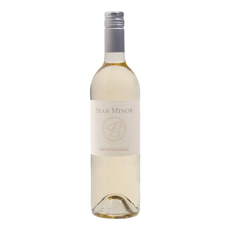 Bottle of Sean Minor 4B Sauvignon Blanc