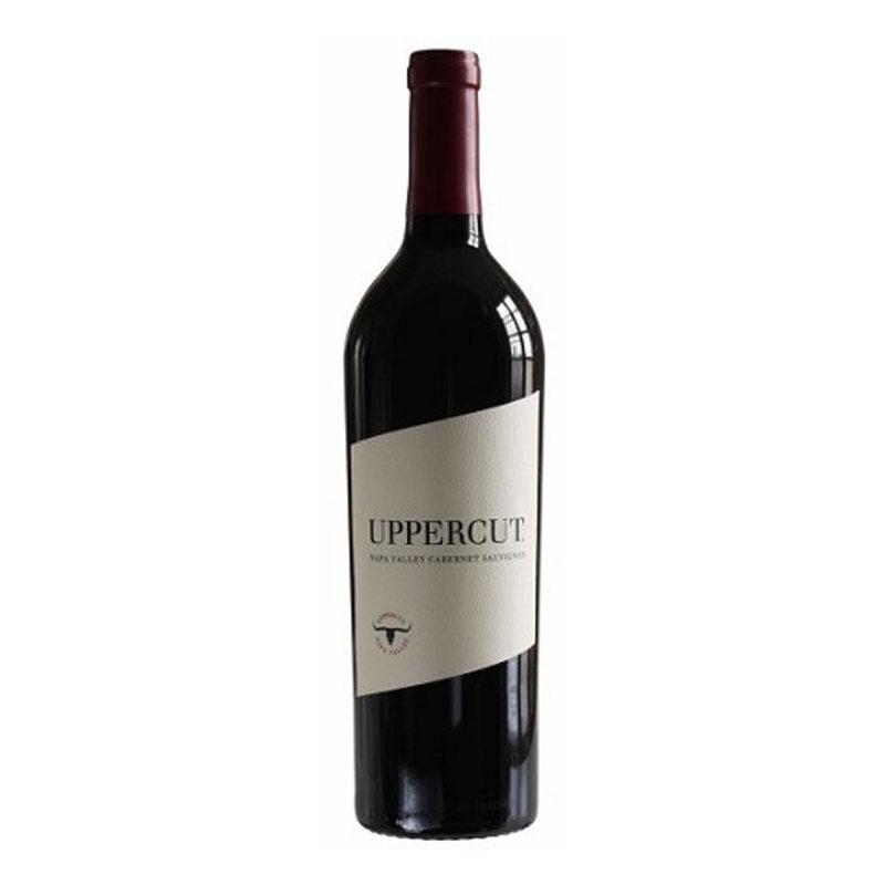 Bottle of Uppercut Napa Cabernet Sauvignon