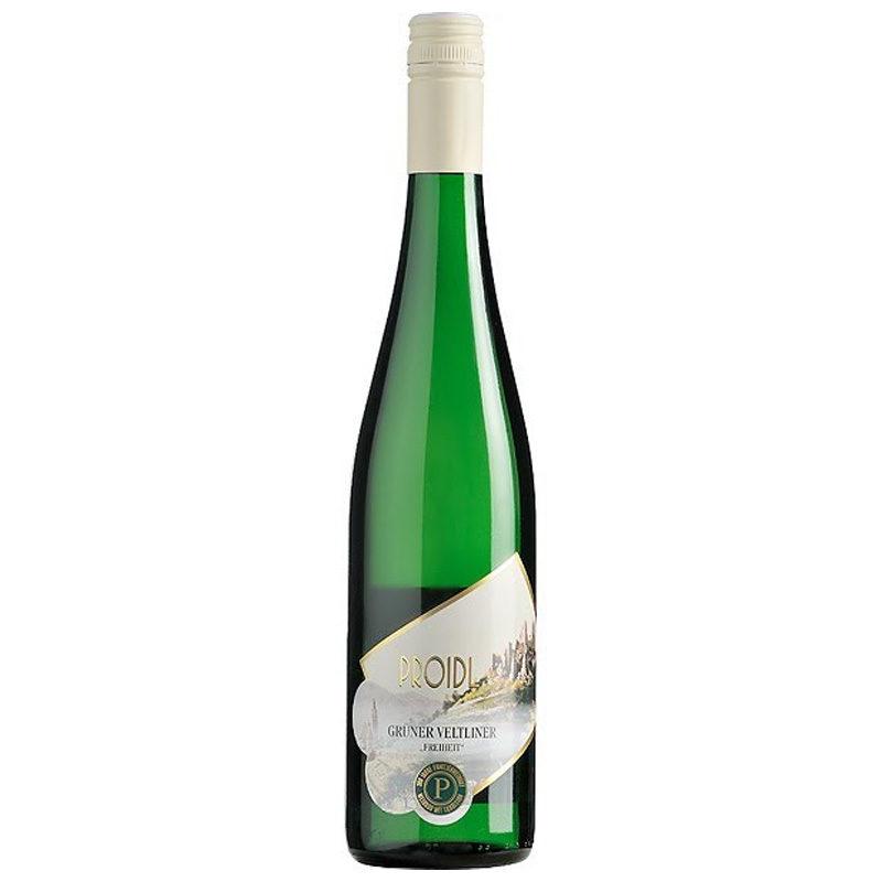 """Bottle of Proidl """"Freiheit""""GrünerVeltliner"""