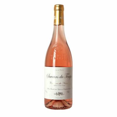 Bottle of Saveurs Du Temps Rosé