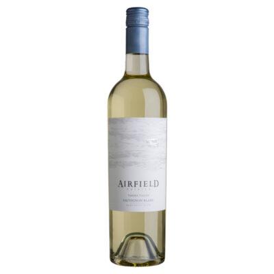 Bottle of Airfield Estate Sauvignon