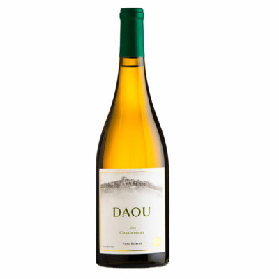Bottle of Daou Chardonnay