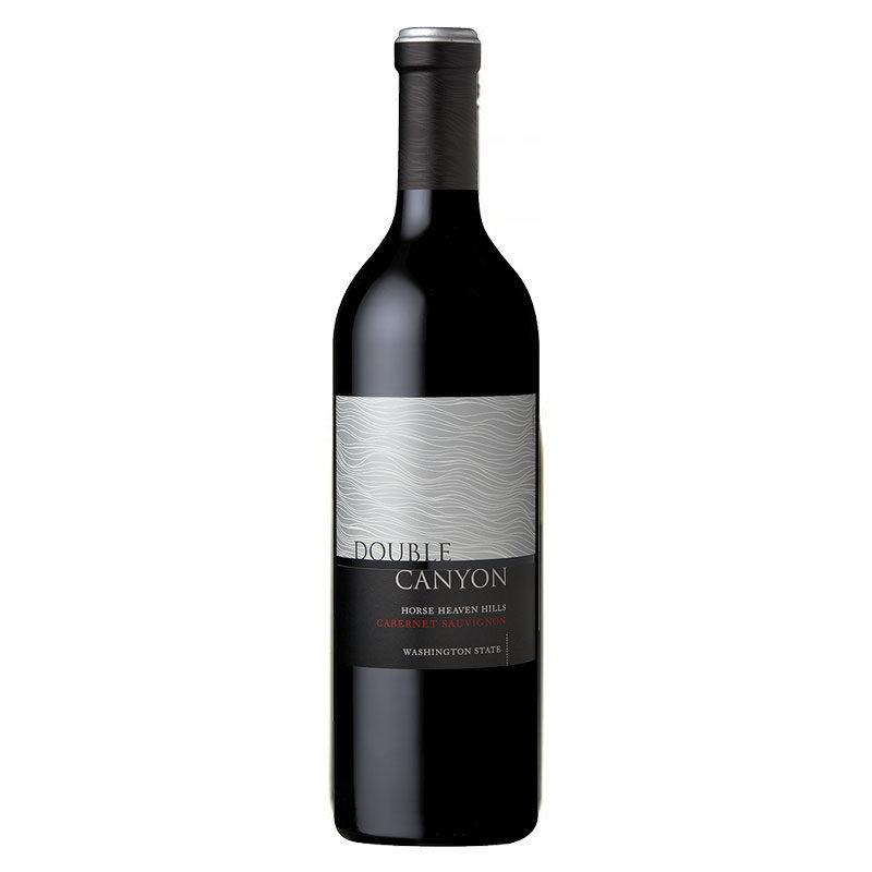 Bottle of Double Canyon Cabernet Sauvignon