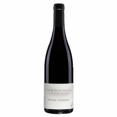 Bottle of Antoine Lienhardt Côtes de Nuits-Villages Les Plantes Aux Bois