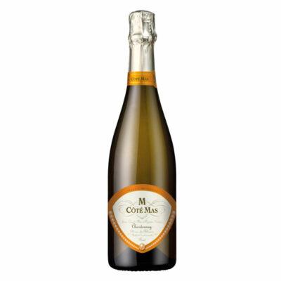 Bottle of Cote Mas Chardonnay Blanc de Blanc NV