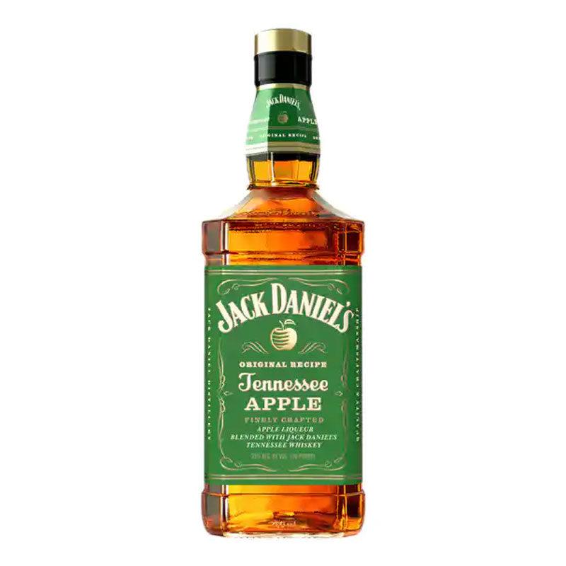 Bottle of Jack Daniels Apple