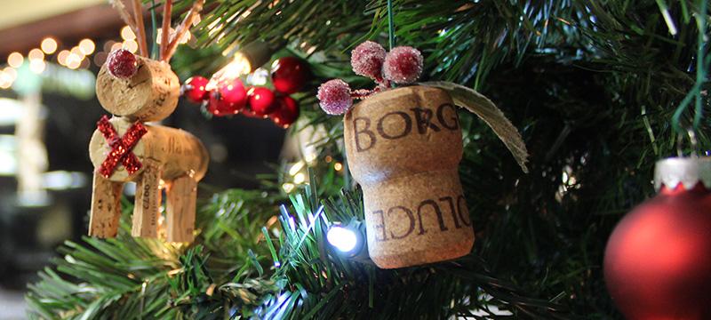Holiday Cork Crafting