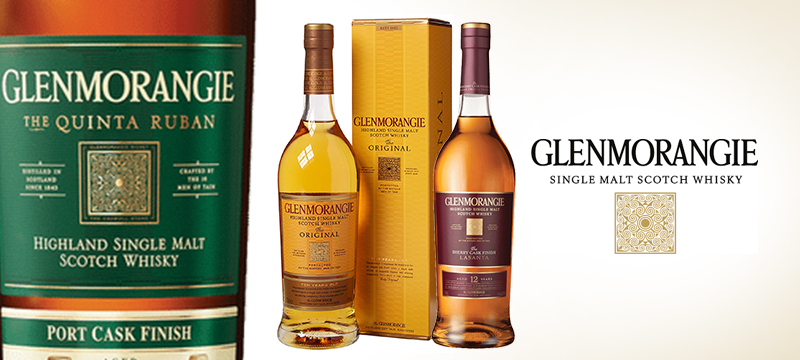 Glenmorangie Scotch Tasting