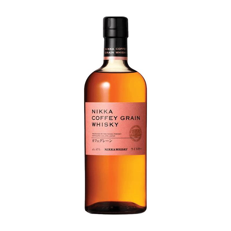 Bottle of Nikka Coffey Grain Whisky