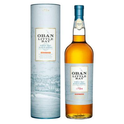 Bottle of Oban Little Bay