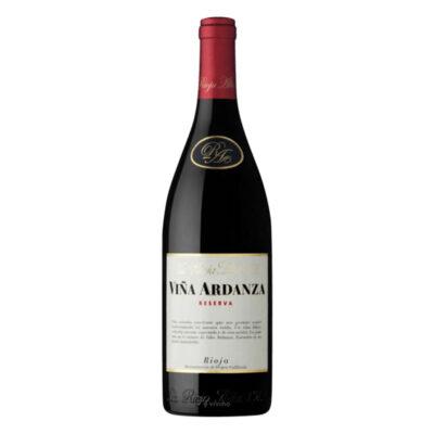 Bottle of Viña Ardanza Rioja Reserva Especial