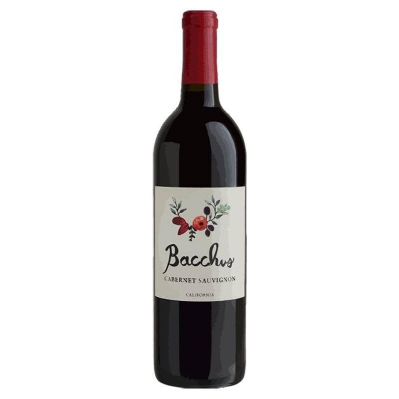 Bottle of Bacchus Cabernet Sauvignon