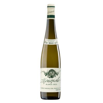 Bottle of Cvne Monopole Viura