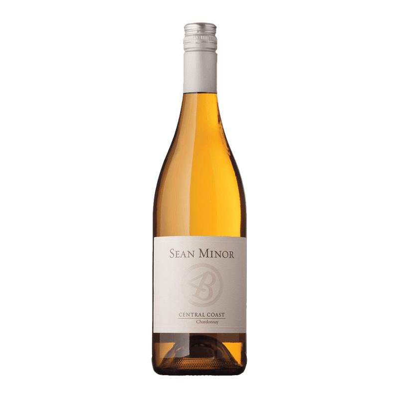 Bottle of Sean Minor 4B Chardonnay