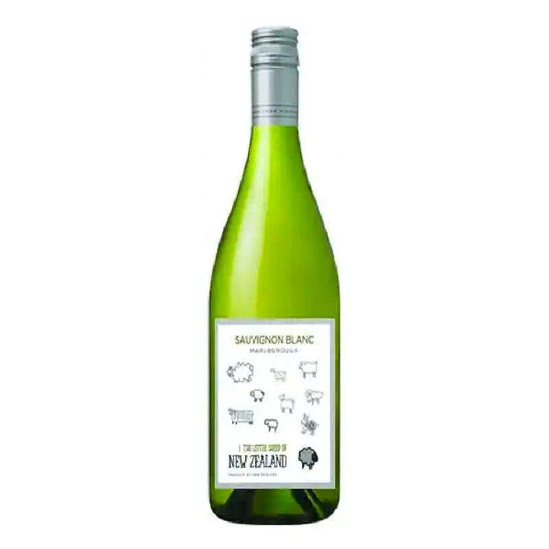 Bottle of The Little Sheep Sauvignon Blanc