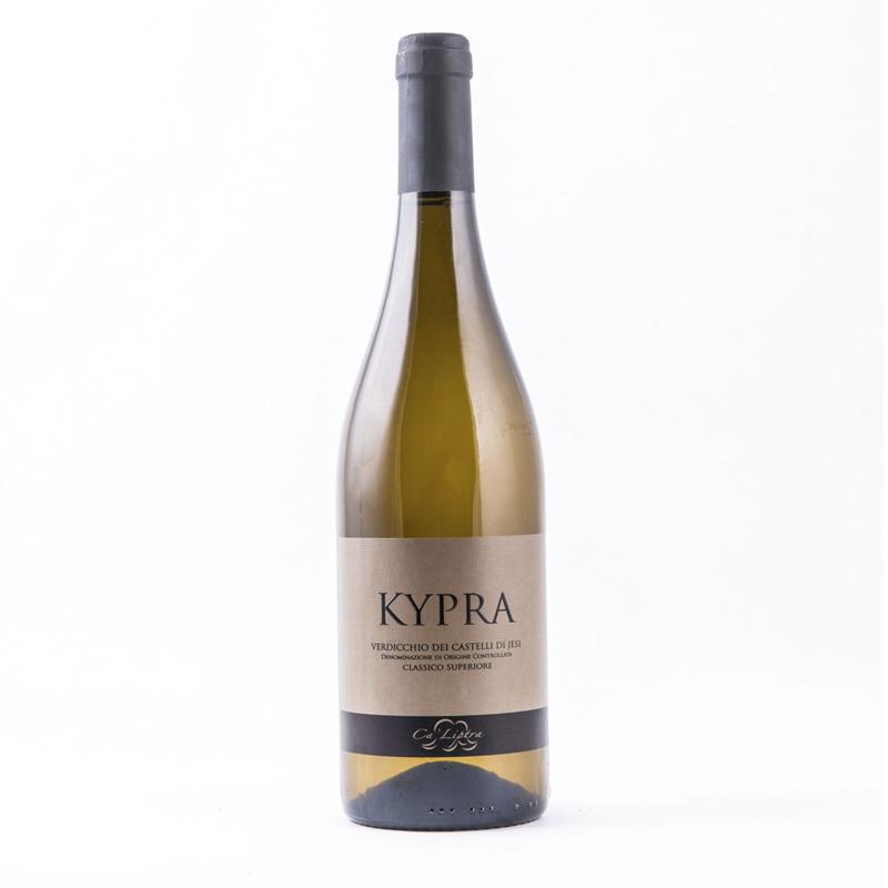 """Bottle of Ca'Liptra Verdicchio """"Kypra"""""""