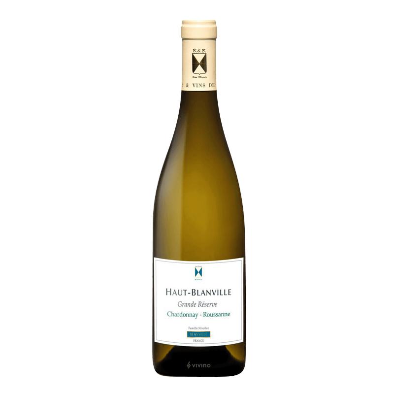 Bottle of Chateau Haut Blanville Chardonnay-Roussanne
