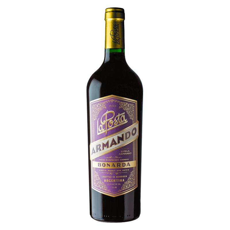 Bottle of La Posta Armando Bonarda