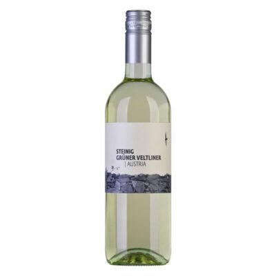 Bottle of Steinig Gruner Veltliner