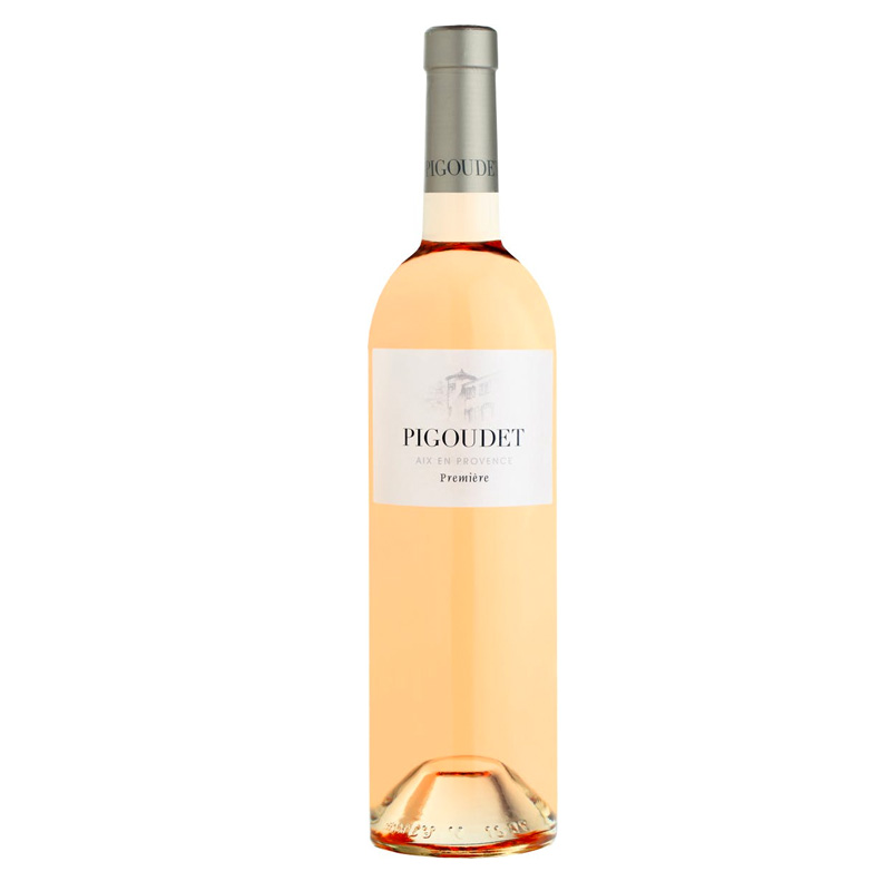 Bottle of Pigoudet Vin de Provence Rosé