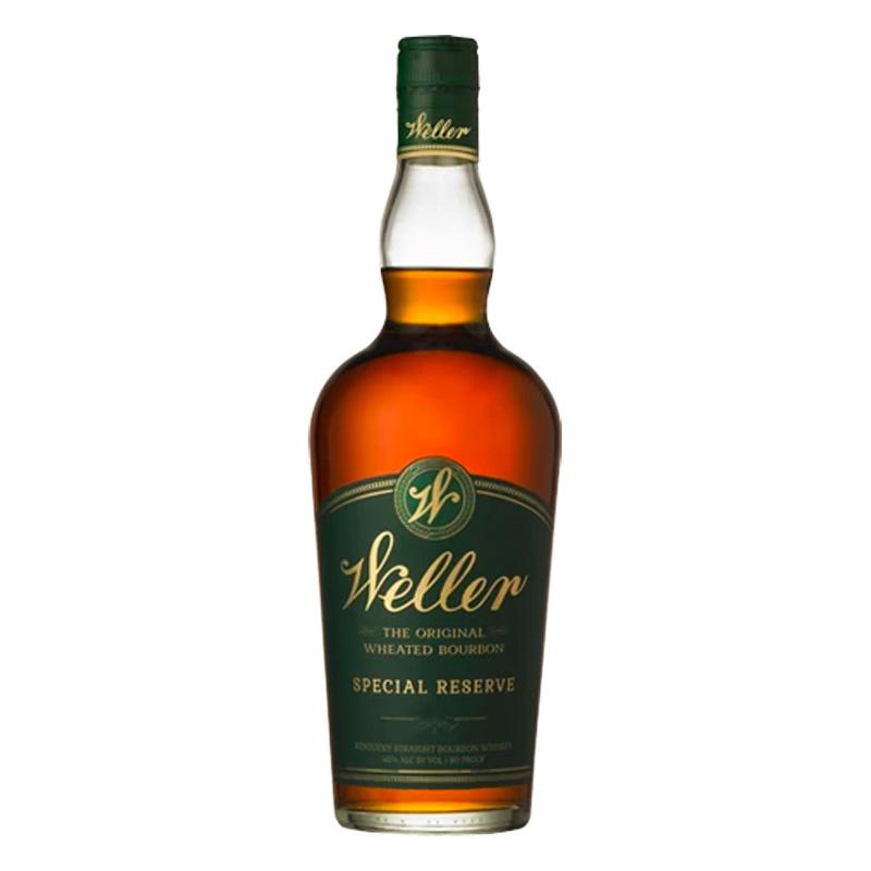 Bottle of W.L. Weller Special Reserve