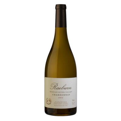 Bottle of Raeburn Chardonnay